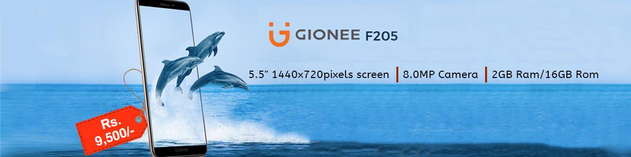Gionee F205